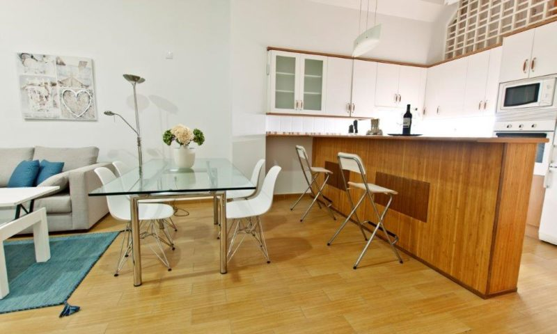 Apartment in Arturo Soria – Before and After
