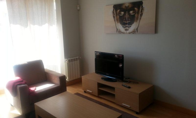 Apartamento de un dormitorio en Las Tablas