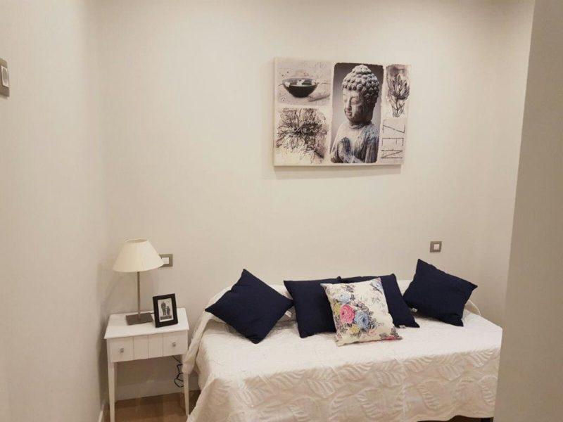 Show flat, Barrio de Salamanca.